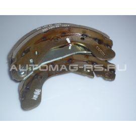 Задние тормозные колодки для Шевроле Кобальт, Chevrolet Cobalt (оригинал)