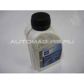 Жидкость торм Тормозная жидкость GM Шевроле Круз, Chevrolet Cruze 0,5л (оригинал)