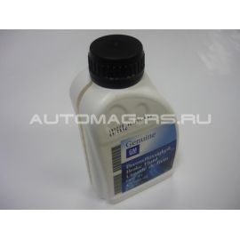 Жидкость тормозная для Опель Корса Д, Opel Corsa D 0,5л GM (оригинал)