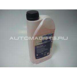 Жидкость охлаждающая Охлаждающая жидкость (антифриз) для Шевроле Авео, Chevrolet Aveo 1л (оригинал)