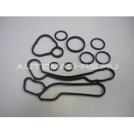 Прокладки теплообменника 9шт для Opel Zafira B Z16XER, Z18XER
