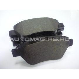 Накладки тормозные передние для Chevrolet Aveo Т300