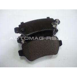 """Накладки тормозные задние для 15"""" тормозной системы Opel Astra J"""