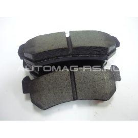 Накладки тормозные задние Chevrolet Lacetti