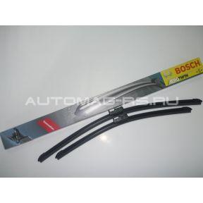 Щетки дворники переднего стеклоочистителя Опель Астра H, Opel Astra H (Bosch) (аналог)