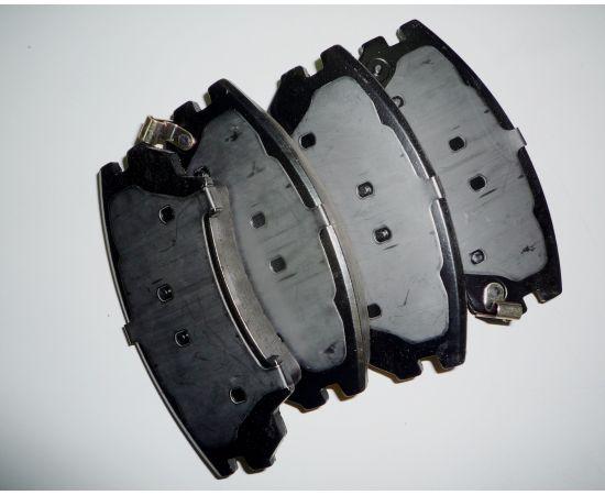 Накладки тормозные передние на Инсигнию 2.0 Турбо/2.0 Дизель