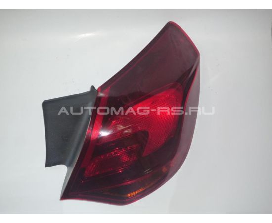Фонарь задний внешний для Опель Астра J, Opel Astra J (аналог)