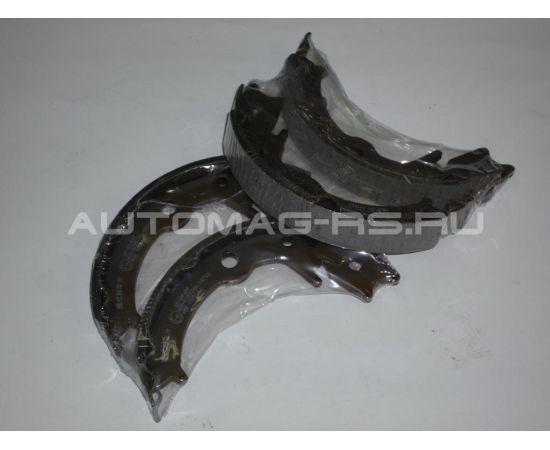 Колодки тормозные задние Opel Corsa D