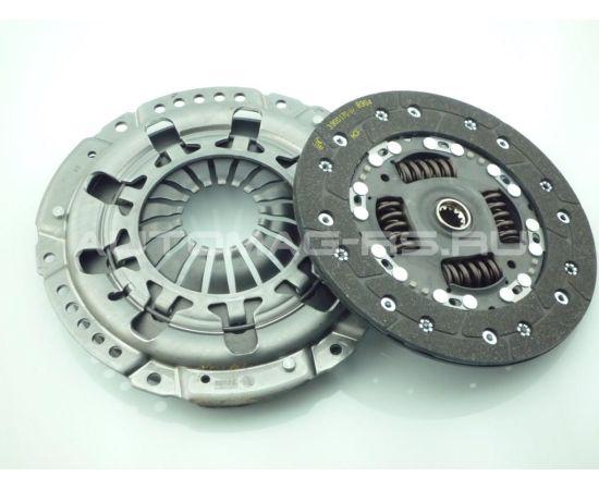 Комплект сцепления для МКПП для Opel Astra H диск+корзин