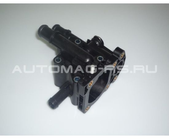 Корпус термостата для Опель Астра J, Opel Astra J A16XER, A16LET, A18XER (аналог)