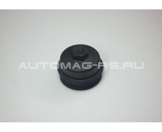 Крышка масляного фильтра Опель Астра J, Opel Astra J бензин (аналог)