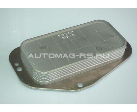 Теплообменник для Шевроле Круз, Chevrolet Cruze 1,6-124 л.с., 1,8-140 л.с.(оригинал)