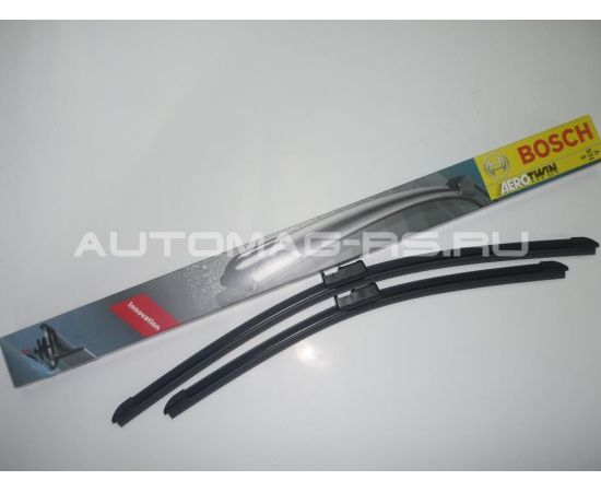 Щетки переднего стеклоочистителя Chevrolet Aveo Т300 (Bosch)