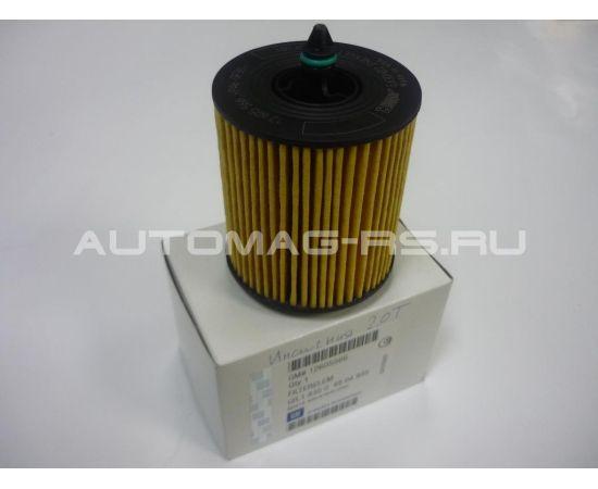Фильтр масляный для Опель Антара, Opel Antara A24XE, A24XF (оригинал)