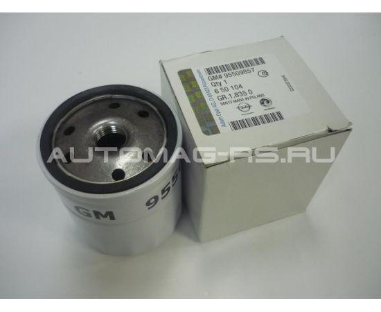 Фильтр масляный для Шевроле Каптива, Chevrolet Captiva Z24XED (оригинал)