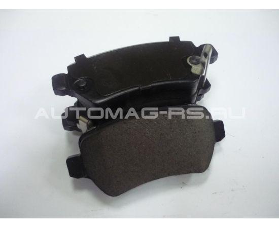 Накладки тормозные задние для Chevrolet Aveo Т300